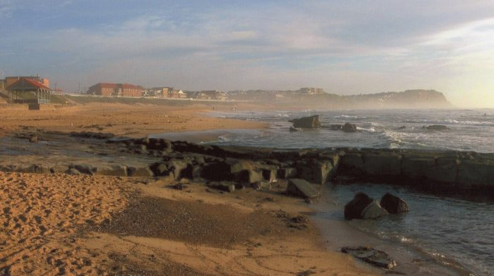 Merewether Beach - early morning