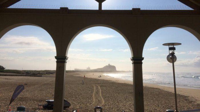 Nobbys Beach